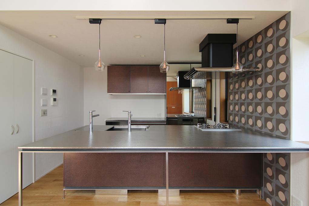 キッチン正面2
